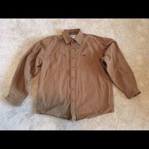 Carhartt Weathered Canvas Shirt Jac